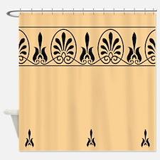 Elegant Victorian Shower Curtain