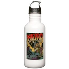 Weird Mysteries Comics Classic Covers #1 Water Bottle
