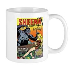 Sheena Queen of the Jungle Classic Covers #8 Mug
