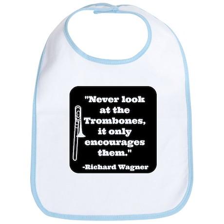 Trombone Wagner quote Bib