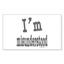 "And God Created the Fossils Square Sticker 3"" x 3"""