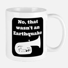 No, that wasnt an earthquake Mug