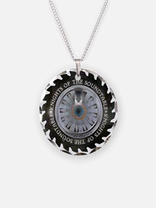 KOTST Logo Necklace Circle Charm