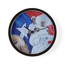 Bomba Wall Clock