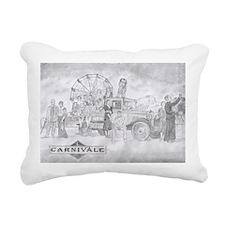 Dustbowl Rectangular Canvas Pillow