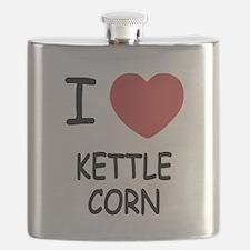 kettlecorn Flask