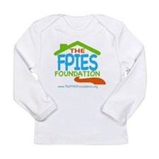 The FPIES Foundation Long Sleeve Infant T-Shirt