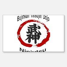 Tatsujin Dojo shirt Decal