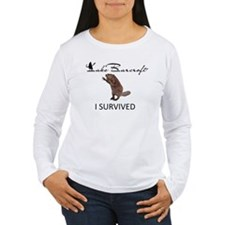 Lake Barcroft - I SURVIVED T-Shirt
