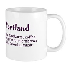 portland Oregon Mug