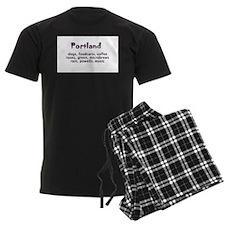 portland Oregon Pajamas