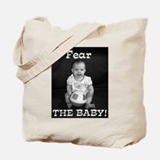The Crazy Baby Tote Bag