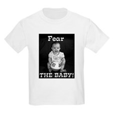 The Crazy Baby Kids T-Shirt