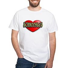 LOVE SCHNOODLES- GOLD copy.png Shirt