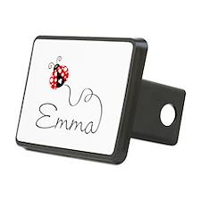 Ladybug Emma Hitch Cover
