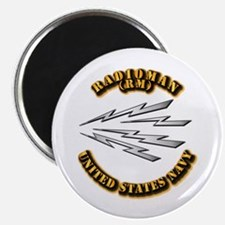 "Navy - Rate - RM 2.25"" Magnet (10 pack)"