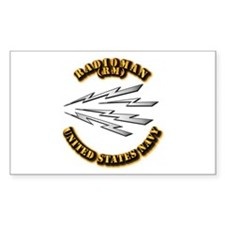 Navy - Rate - RM Decal