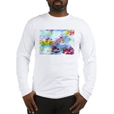 """Rainbow Paws"" Long Sleeve T-Shirt"