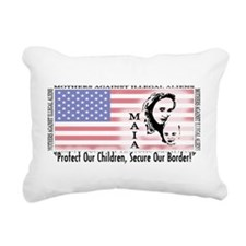 MAIA Rectangular Canvas Pillow