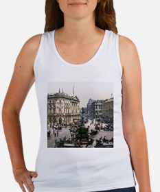 Vintage Piccadilly Circus Women's Tank Top