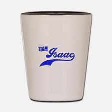 Team Isaac Shot Glass