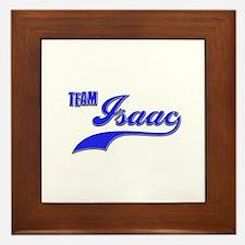 Team Isaac Framed Tile