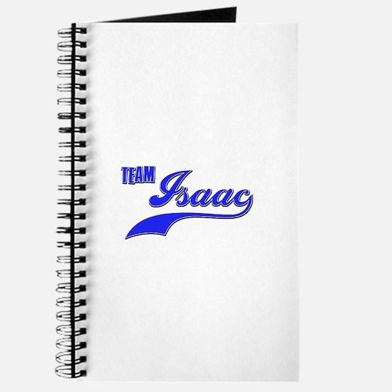 Team Isaac Journal
