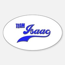 Team Isaac Decal