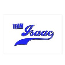 Team Isaac Postcards (Package of 8)