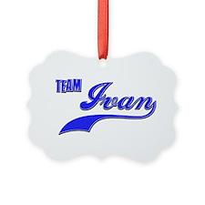 Team Ivan Ornament