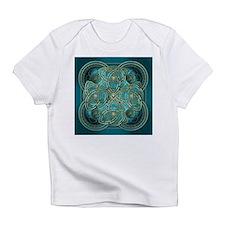 Teal Celtic Tapestry Infant T-Shirt