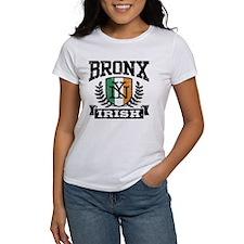 Bronx NY Irish Tee