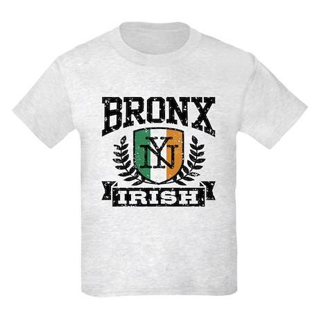 Bronx NY Irish Kids Light T-Shirt