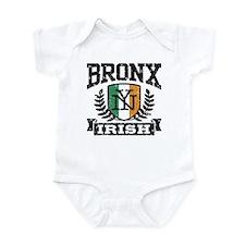 Bronx NY Irish Infant Bodysuit