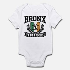 Bronx NY Irish Infant Bodysuit