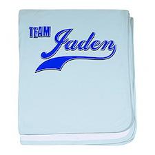 Team Jaden baby blanket