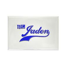Team Jaden Rectangle Magnet