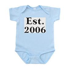 Est. 2006 Infant Creeper