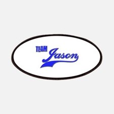 Team Jason Patches