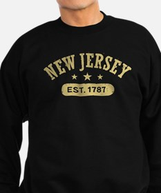 New Jersey Est. 1787 Jumper Sweater