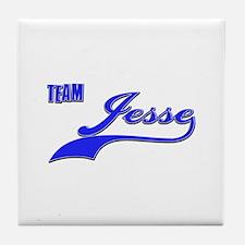 Team Jesse Tile Coaster