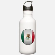 Mexican Button Water Bottle
