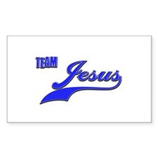 Team Jesus Decal