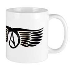 Atheist Wings Mug