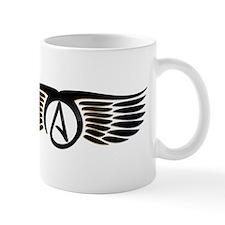 Atheist Wings Small Mug