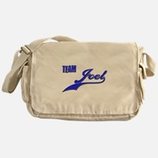 Team Joel Messenger Bag