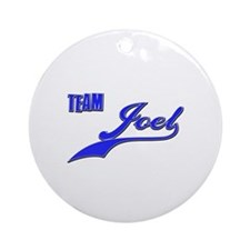 Team Joel Ornament (Round)