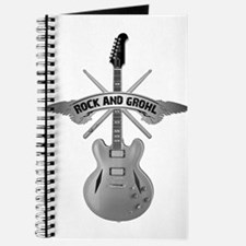 ROCK AND GROHL Journal