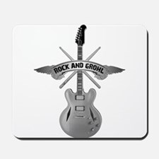 ROCK AND GROHL Mousepad