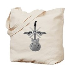 ROCK AND GROHL Tote Bag